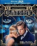 華麗なるギャツビー 3D&2Dブルーレイセット(初回限定生産) [Blu-ray]