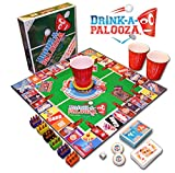 DRINK-A-PALOOZA Drinking Board Game: College Drinking Games