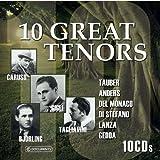 """Afficher """"10 Ten Great tenors"""""""
