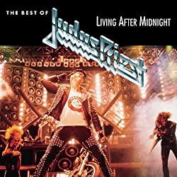 Judas Priest - Best Of-living After Midnight