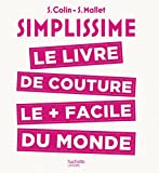 """Afficher """"Simplissime le livre de couture le plus facile du monde"""""""