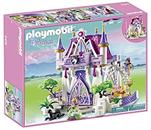 Playmobil 5474 Princess Unicorn Jewel Castle Toys Games