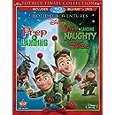 Prep & Landing / Prep & Landing: Naughty vs. Nice (Totally Tinsel Collection) [Blu-ray]