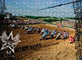 Smooth 400pc Cudby Holeshot Puzzles 1713...