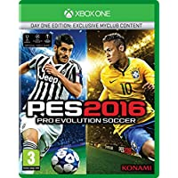 Pro Evolution Soccer (PES) 2016 - Day-one Edition - Xbox One