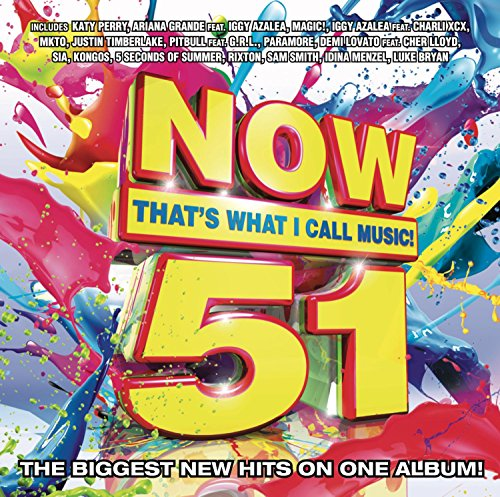 VA-Now Thats What I Call Music 51-(US Retail)-2014-C4 Download