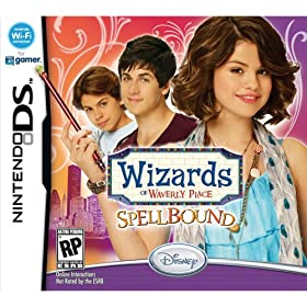 Wizards of Waverly Place: Spellbound: Video Games