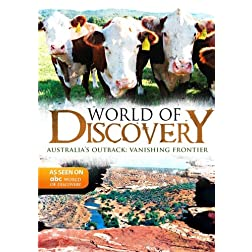 World Of Discovery - Australia's Outback:  Vanishing Frontier (Amazon.com Exclusive)