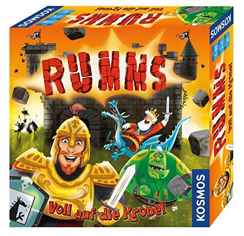 Rumms – Voll auf die Krone