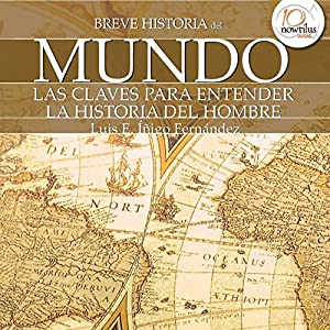 Breve historia del mundo Audiobook