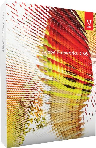 Adobe Retail Fireworks CS6  Win - 1 User