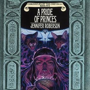 A Pride of Princes Audiobook