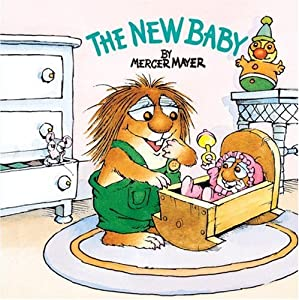 "Cover of ""The New Baby"""