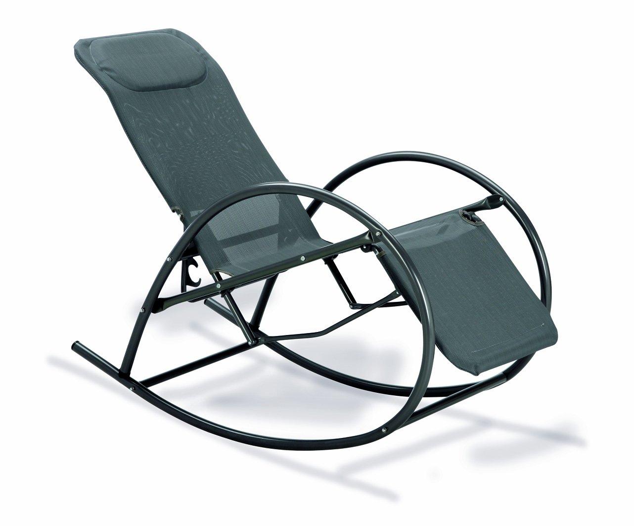 BEST 38470050 Relax-Schaukelstuhl Ancona, anthrazit jetzt kaufen