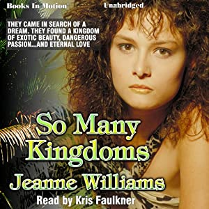 So Many Kingdoms Audiobook