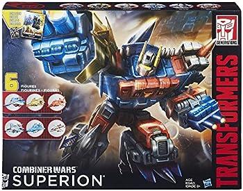 Transformers Generations Combiner Wars Pack