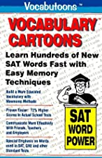 Vocabulary Cartoons SAT Word Power by Sam Burchers