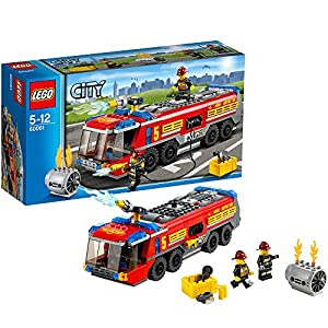 LEGO City 60061: Airport Fire Truck