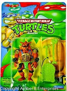 Teenage Mutant Ninja Turtles TMNT Rahzar Action Figure