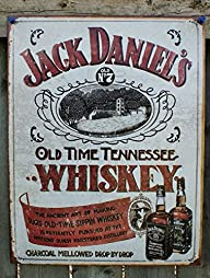Jack Daniels – Sippin Whiskey Tin Sig…