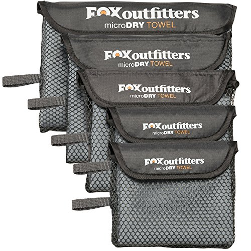 fox-outfitters-microdry-towel-ultra-compact-quick-dry-microfiber-camping-travel-towel-with-hang-loop