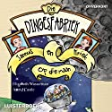 Die dingesfabriek 1: Jannus en Kriek op die maan Audiobook by Elizabeth Wasserman Narrated by Deidre Wohouter