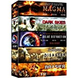 Coffret 5 DVD Catastrophe : Magma + Dark Skies + Solar Destruction + Disaster + Brasierpar Joanna Cassidy