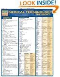 Medical Terminology:The Basics (Quickstudy: Academic)