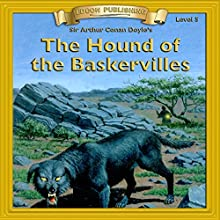 The Hound of the Baskervilles: Bring the Classics to Life Series Audiobook by Sir Arthur Conan Doyle Narrated by  Iman