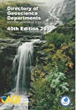 Directory of Geoscience Departments 2014