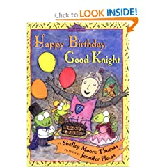 Happy Birthday, Good Knight (Dutton Easy Reader)