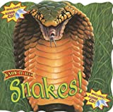 img - for Snakes! with CD (Audio) (Know-It-Alls) book / textbook / text book
