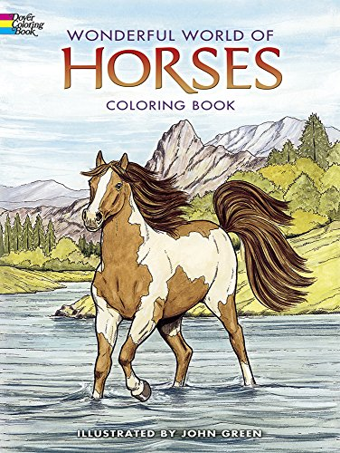 dover-publications-wonderful-world-of-horses-coloring-book-dover-nature-coloring-book