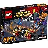 レゴ スーパー・ヒーローズ スパイダーマン:ゴーストライダーとの団結 76058