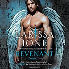 Revenant (       UNABRIDGED) by Larissa Ione Narrated by Hillary Huber