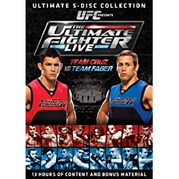 UFC: The Ultimate Fighter Live! Cruz vs. Faber
