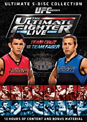 The Ultimate Fighter Live! Cruz vs. Faber