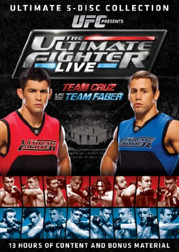 Ultimate Fighter Live! Cruz Vs. Faber [DVD] [Import]
