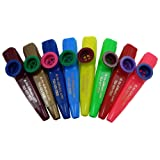 A to G Music Kazoo (set of 8)