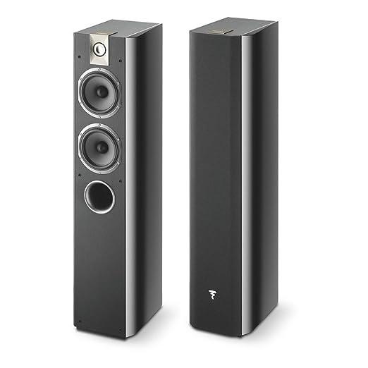 Focal CHORUS714BK Enceinte pour MP3 & Ipod Noir