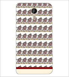 PrintDhaba Pattern D-1990 Back Case Cover for LETV LE 1 PRO ULTRA (Multi-Coloured)