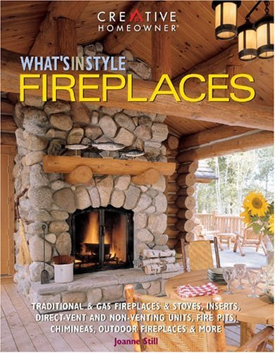 What's In Style:  Fireplaces, Still Ms., Joanne
