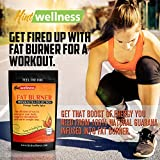 Energy Tea Blend - For Weight Loss, Used As A Natural Fat Burner By Increasing Metabolism