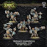 Trollbloods Trollkin Champions unit box