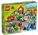 LEGO Duplo 6157 - Großer Stadtzoo hergestellt von LEGO