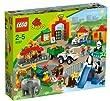 Lego Duplo Legoville - 6157 - Jouet d'Eveil - Le Grand Zoo