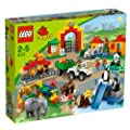 LEGO DUPLO 6157: The Big Zoo