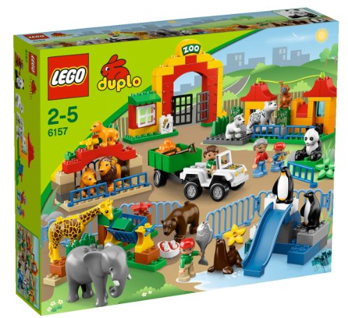 Pic of Lego Zoo