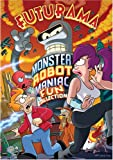 echange, troc Futurama: Monster Robot Maniac Fun Collection [Import USA Zone 1]