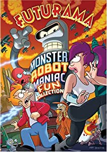 Futurama - Monster Robot Maniac Fun Collection